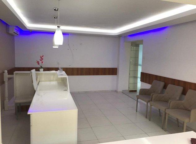 Inchiriez clinica stomatologica sau spatiu comercial 124 mp zona mall vitan - imaginea 1