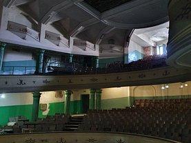 Vânzare cel mai vechi si frumos Cinema din centrul Bucurestiului