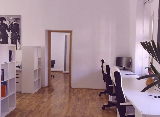 Închiriem birou - zona ultracentrală, aproape de tribunal (Timişoara) - imaginea 1