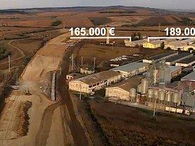 Vânzare spaţiu industrial în Ungheni, Central