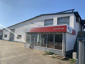 Vânzare spaţiu industrial în Margineni