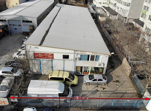 Vanzare Hala 679 mp productie si depozitare, Berceni, Sector 4 - imaginea 1