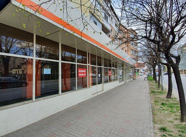 De închiriat spaţiu comercial central Focşani - imaginea 1