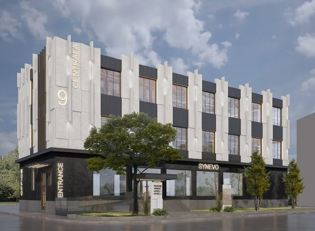 Birouri, clinica, hotel in zona Iulius, langa Policlinica Circumvalatiunii - imaginea 1