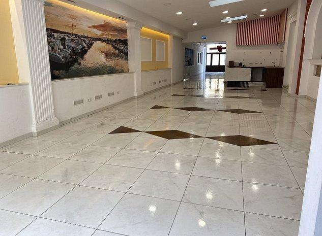 Spatiu open-space,400mp, ideal supermarket,banca,farmacie,birou,cabinet,restaura - imaginea 1