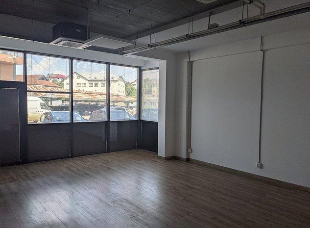 Proprietar- inchiriez spatiu birou Strada Vasile Lupu- Piata Doi Baieti - imaginea 1