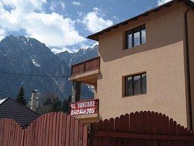 Casa de vânzare 8 camere, în Busteni, zona Cezar Petrescu