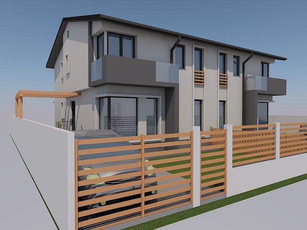 Proprietar vand 1 2 duplex 3 dormitoare bucatarie si for Proiect casa 2 camere living baie si bucatarie