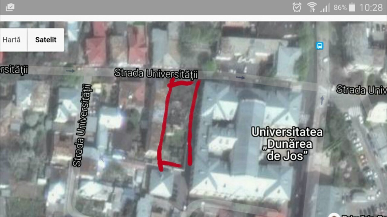 Harta Judetul Sibiu Satelit