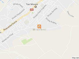 Teren constructii de vânzare, în Mioveni, zona Central