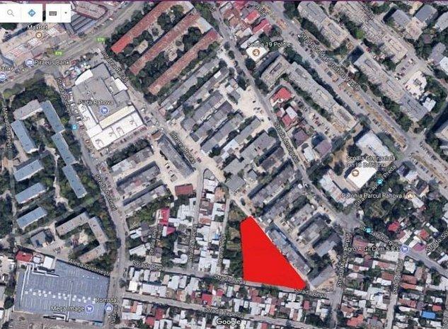 Teren semicentral Piata Rahova - imaginea 1