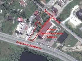 Teren constructii de vânzare, în Ramnicu Valcea, zona Ostroveni