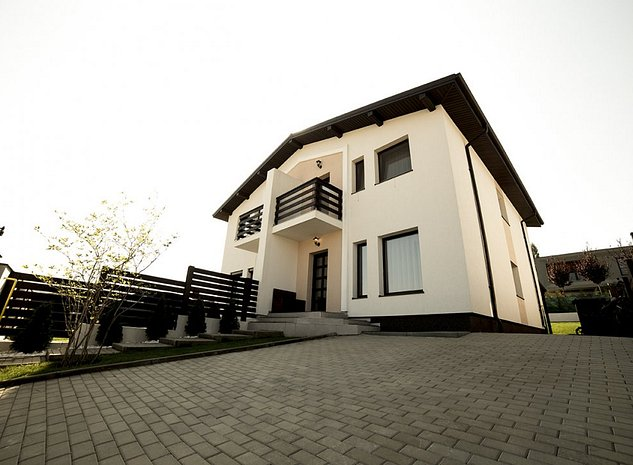 La Brazi Residence - Case Bucium Iasi 100m2 - Direct de la dezvoltator - imaginea 1