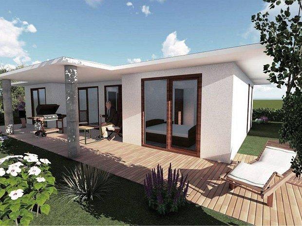 Casa parter 85 mp in cartier rezidential 8 10 km de piatra for Case parter 3 camere