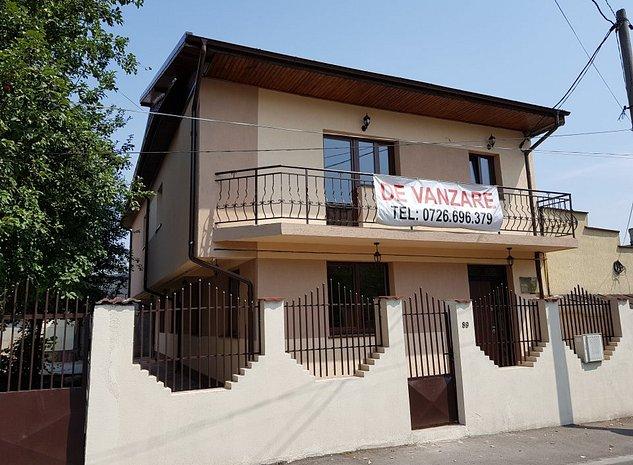 Vila Brancoveanu Soimus P+1, constructie noua - imaginea 1