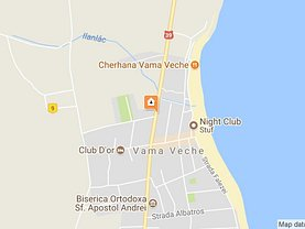 Teren constructii de vânzare, în Vama Veche, zona Central