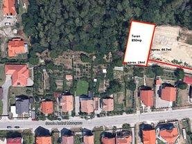 Teren constructii de vânzare, în Sighisoara, zona Sud-Est