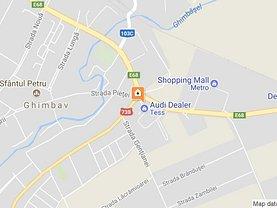Teren constructii de vânzare, în Ghimbav, zona Exterior Nord