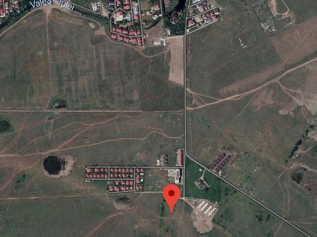 Teren Pipera 3732 mp, langa Radio Far - imaginea 1