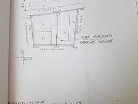 Teren constructii de vânzare, în Sulina, zona Central