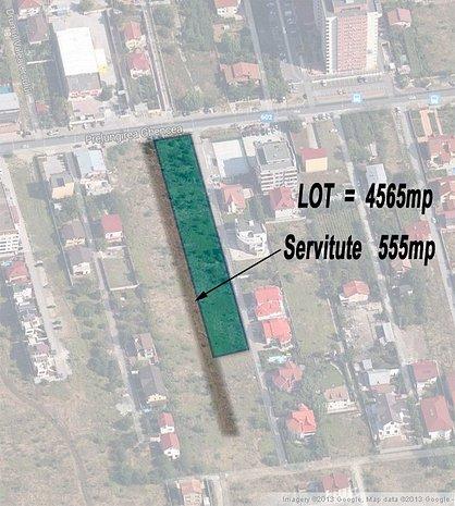 Cea mai mare suprafata de teren,aproape de centru,pe Prelungirea Ghencea,sector6 - imaginea 1