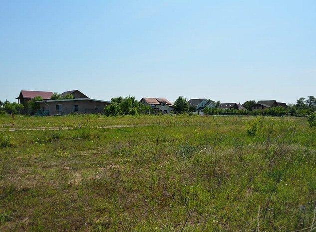 Branesti,PROPRIETAR ,TEREN CONSTRUCTIE ,CADASTRU,INTABULARE,la13 KM DE BUCURESTI - imaginea 1