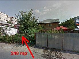 Teren constructii de vânzare, în Bucureşti, zona Doamna Ghica