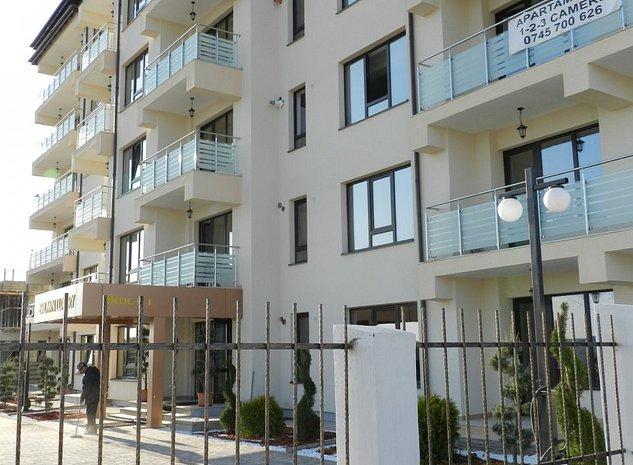 Apartament 3 cam, 92 mp( 80 mp utili+ 12 mp balcon) Pacurari, Brown LUXURY - imaginea 1