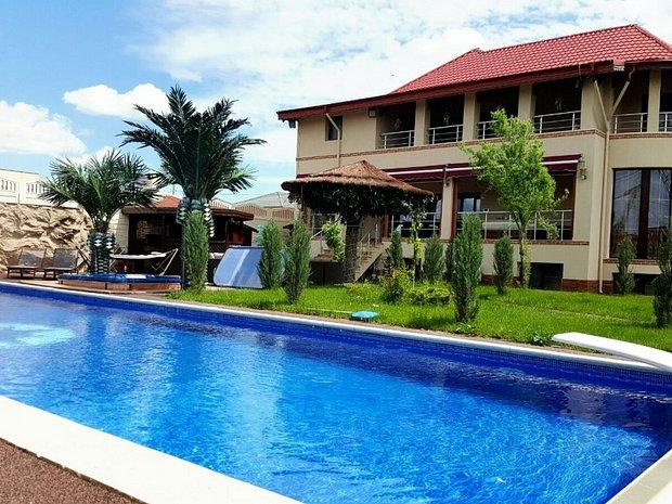 vila cu piscina berceni casa vila cu 6 camere de vanzare