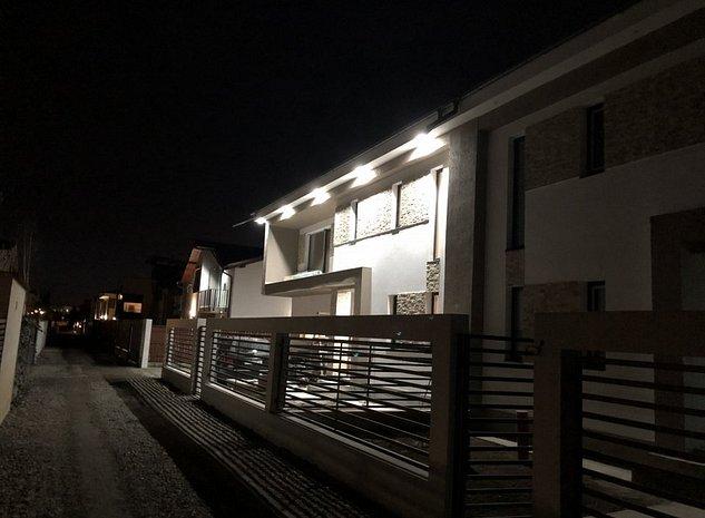 Vila Otopeni Mega Image , 4 Dormitoare, 3 Bai, Teren 310 mp - 185000 Eur + TVA - imaginea 1