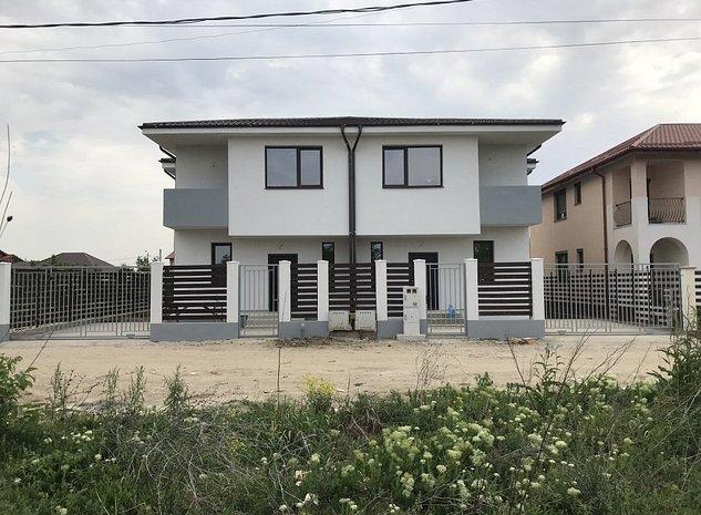 Vila Tip Duplex , Domnesti-Clinceni, Cartierul Curtea Domneasca, Str Uverturii - imaginea 1