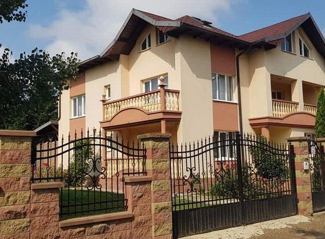 Vând casă/Vila. - imaginea 1