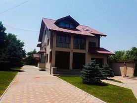 Casa de vânzare 4 camere, în Mihăileşti, zona Central