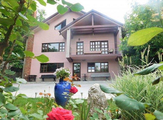 Casa D+P+M, 9 camere , zona Sararie, Iasi, 397000 euro, teren 1200 mp - imaginea 1