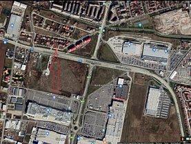 Teren construcţii de vânzare în Oradea, Calea Aradului