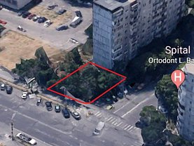 Teren constructii de vânzare, în Bucuresti, zona 13 Septembrie