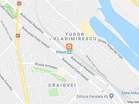Teren constructii de vânzare, în Pitesti, zona Tancodrom