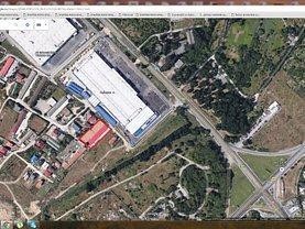 Teren constructii de vânzare, în Constanţa, zona Carrefour