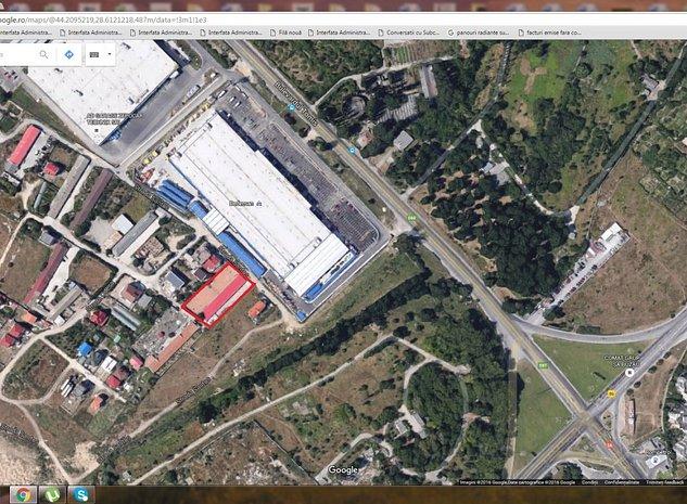 TEREN INTRAVILAN 1200 mp - ZONA DEDEMAN TOMIS NORD Constanta - imaginea 1