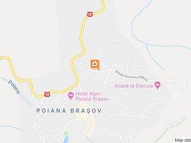 Teren constructii de vânzare, în Brasov, zona Poiana Brasov