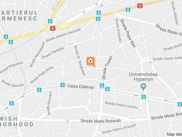 Bucuresti, ultracentral, zona zero! - imaginea 1