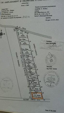 Teren de vanzare Chiajna-Ilfov - imaginea 1