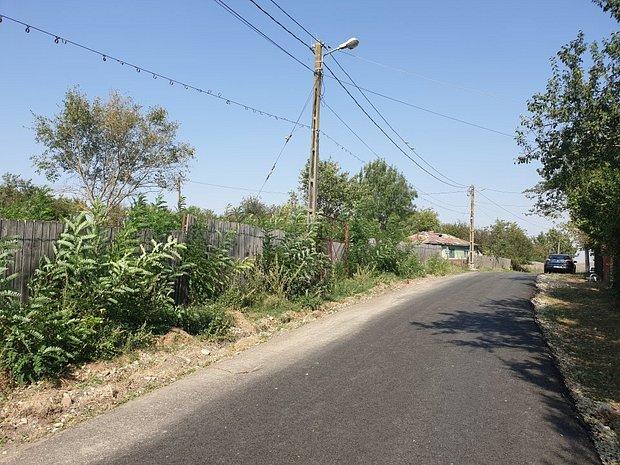 Teren 1200 mp Naipu, jud Giurgiu intravilan la 45 km de Bucuresti - imaginea 2