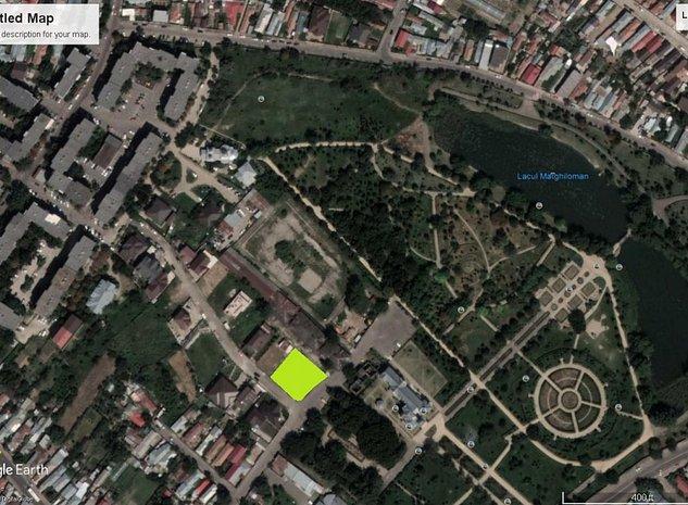 Vand Teren Parc Marghiloman - imaginea 1