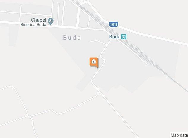 Teren intravilan Judetul Prahova, com. Aricestii Rahtivani, sat Buda - imaginea 1