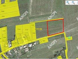 Teren construcţii de vânzare în Targoviste, Priseaca