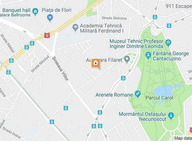 Teren 945 mp Strada Constantin Miculescu,30,sector 5,Bucuresti - imaginea 1
