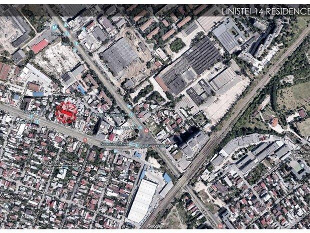 Vand teren sectoru1 Podul Constanta cu autorizatie de constructie valabila - imaginea 1
