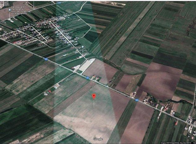 Investitie industriala 9 hectare, Targoviste Ulmi deschidere 112 m la DJ 711 - imaginea 1