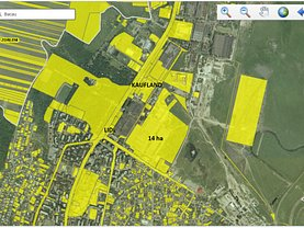 Teren constructii de vânzare, în Bârlad, zona Nord-Est
